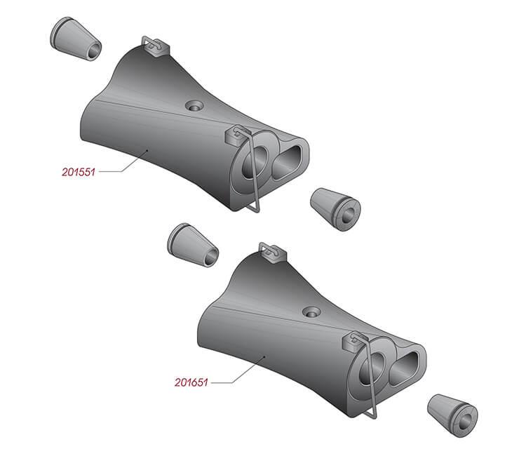 GTI X-Anchors