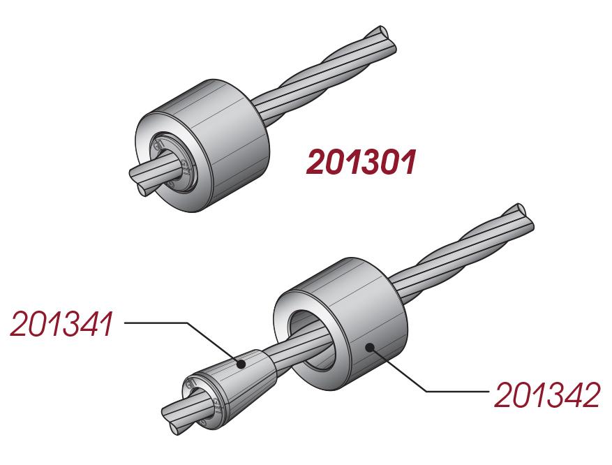 GTI BCS – Plated Barrel Anchors