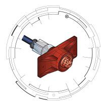 """0.5"""" GTI Zero Void®Sheathing Lock Fixed-End"""