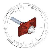 "0.5"" GTI Zero Void® Stressing-End Metal Ring"