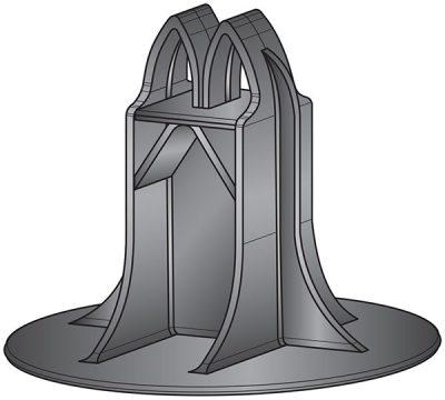 GTI Single Lock Mesh Chairs G2